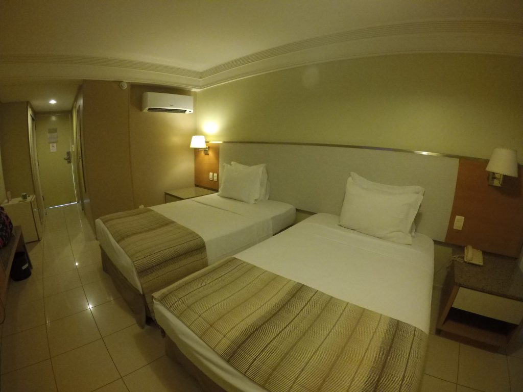 Quarto Standard do Hotel Ponta Mar